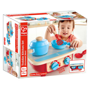 Hape - E3170 | Toddler Kitchen Set