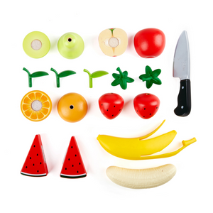 Hape - E3171 | Healthy Fruit Playset