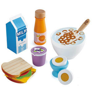 Hape - E3172 | Delicious Breakfast Playset
