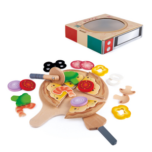Hape - E3173 | Perfect Pizza Playset