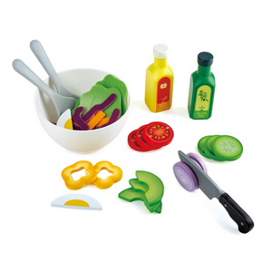 Hape - E3174 | Healthy Salad Playset