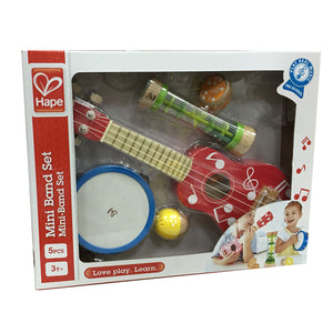 Hape - E0339 | Mini Band Set