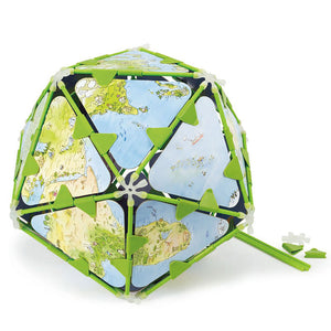 Hape - E5528 | Bamboo Architetrix Globe Set