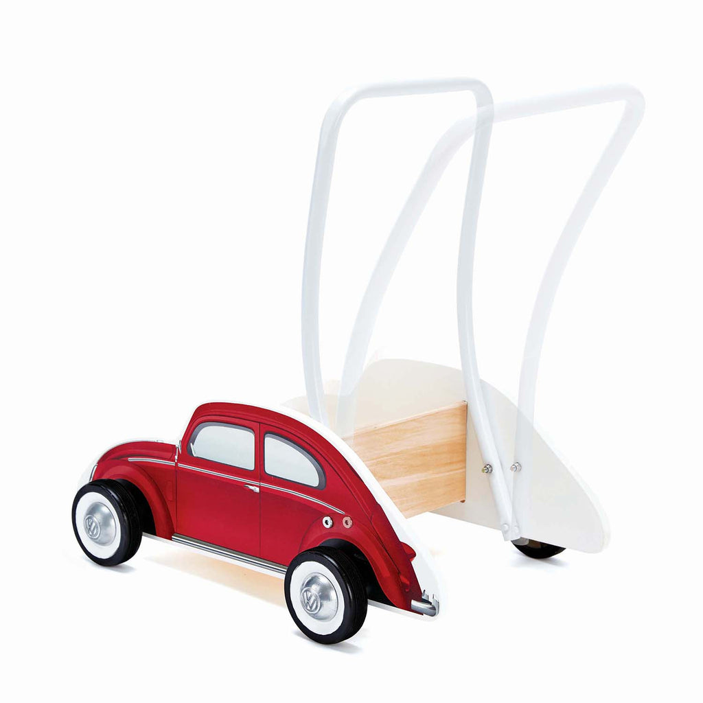 Hape - E0380 | Beetle Walker: Red