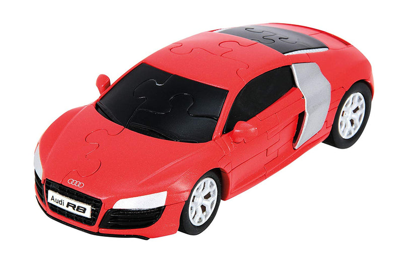 Happy Well - 57120 | Audi R8-3D Puzzle Car