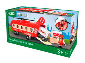 BRIO - 33886 | Cargo Transport Helicopter