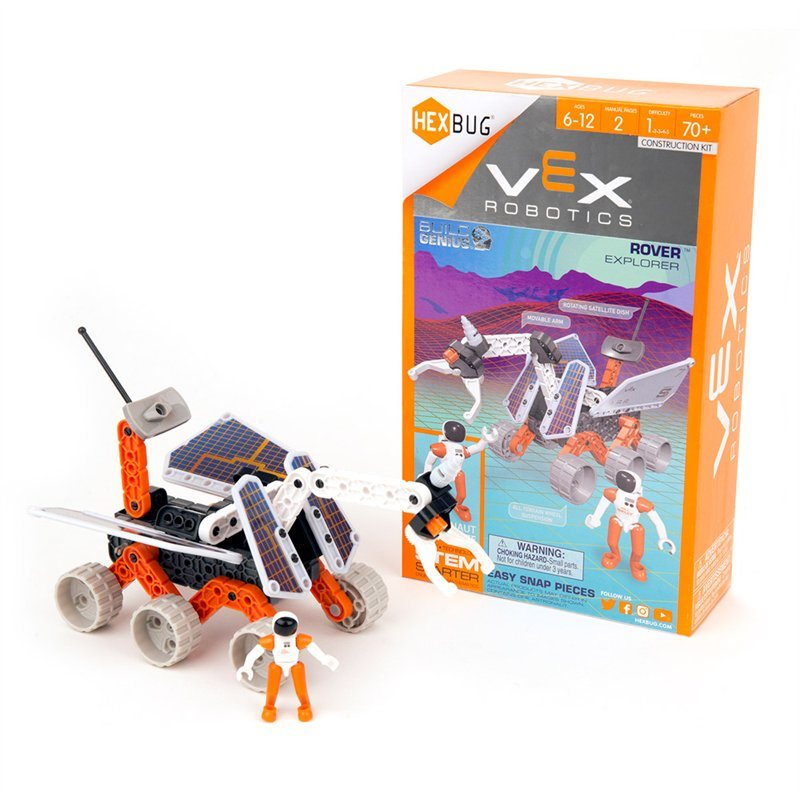 Hexbug - 056327 | Vex Explorers Singles - Assorted