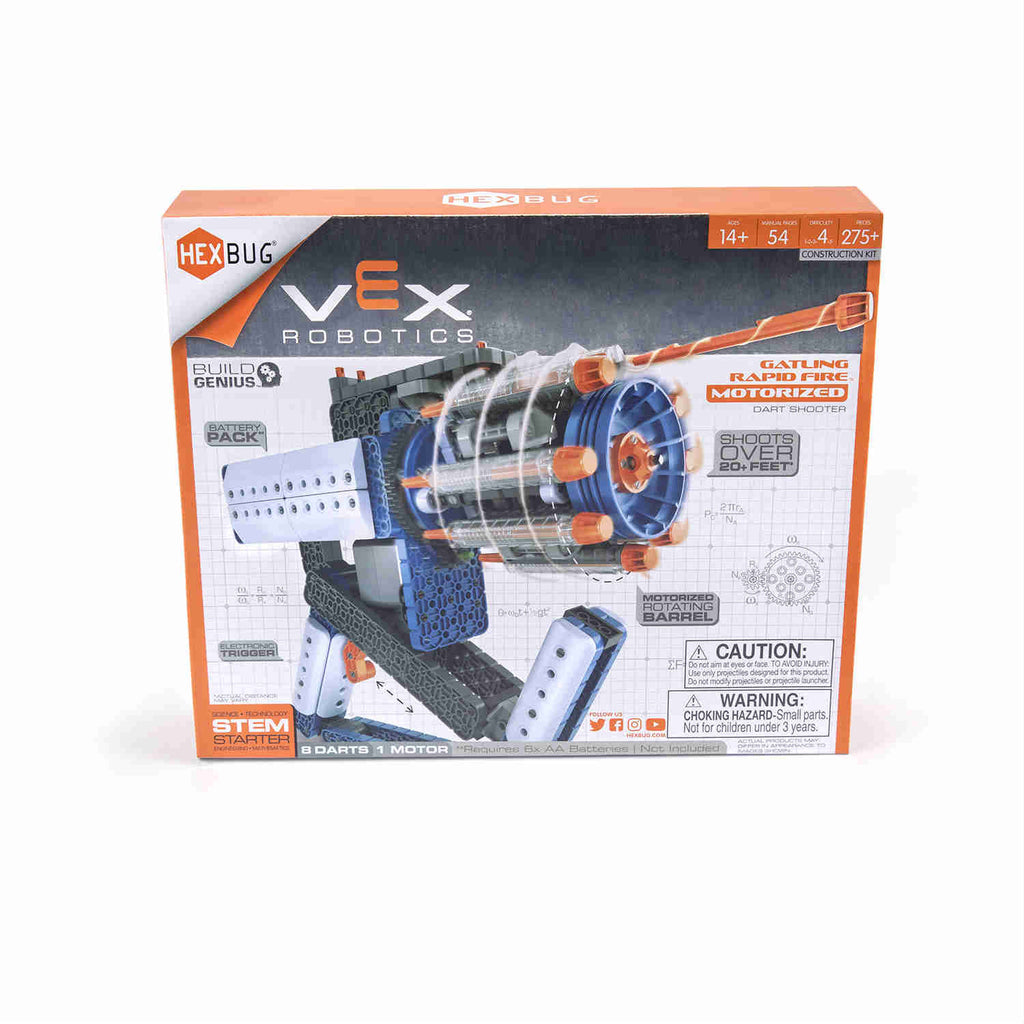 Hexbug - 061086 | Vex Gatling Rapid Fire