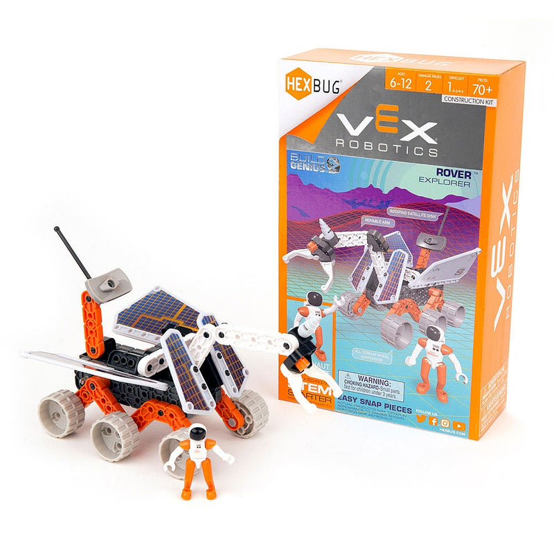 Hexbug - 406-5566 | Vex Explorers Assorted Singles One per Order