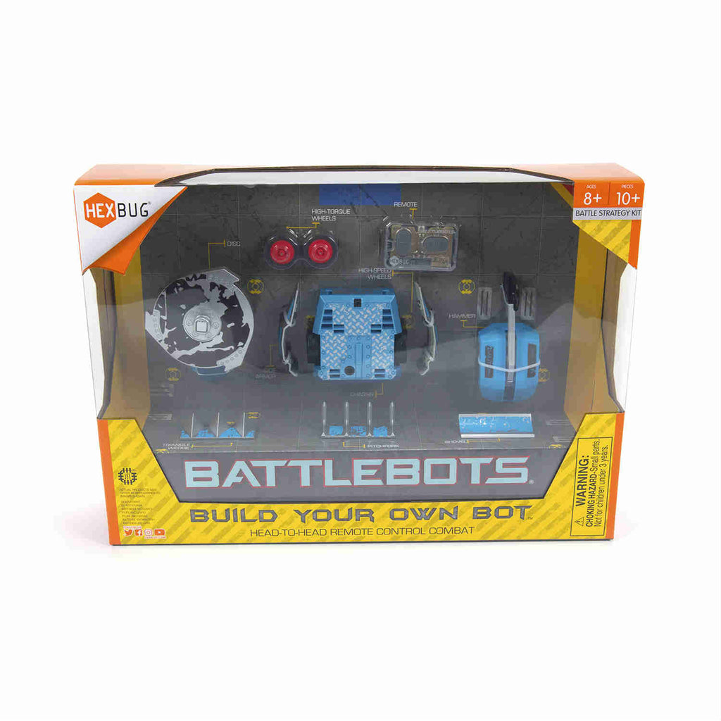 Hexbug - 413-6250 | BattleBots Build Your Own Bot