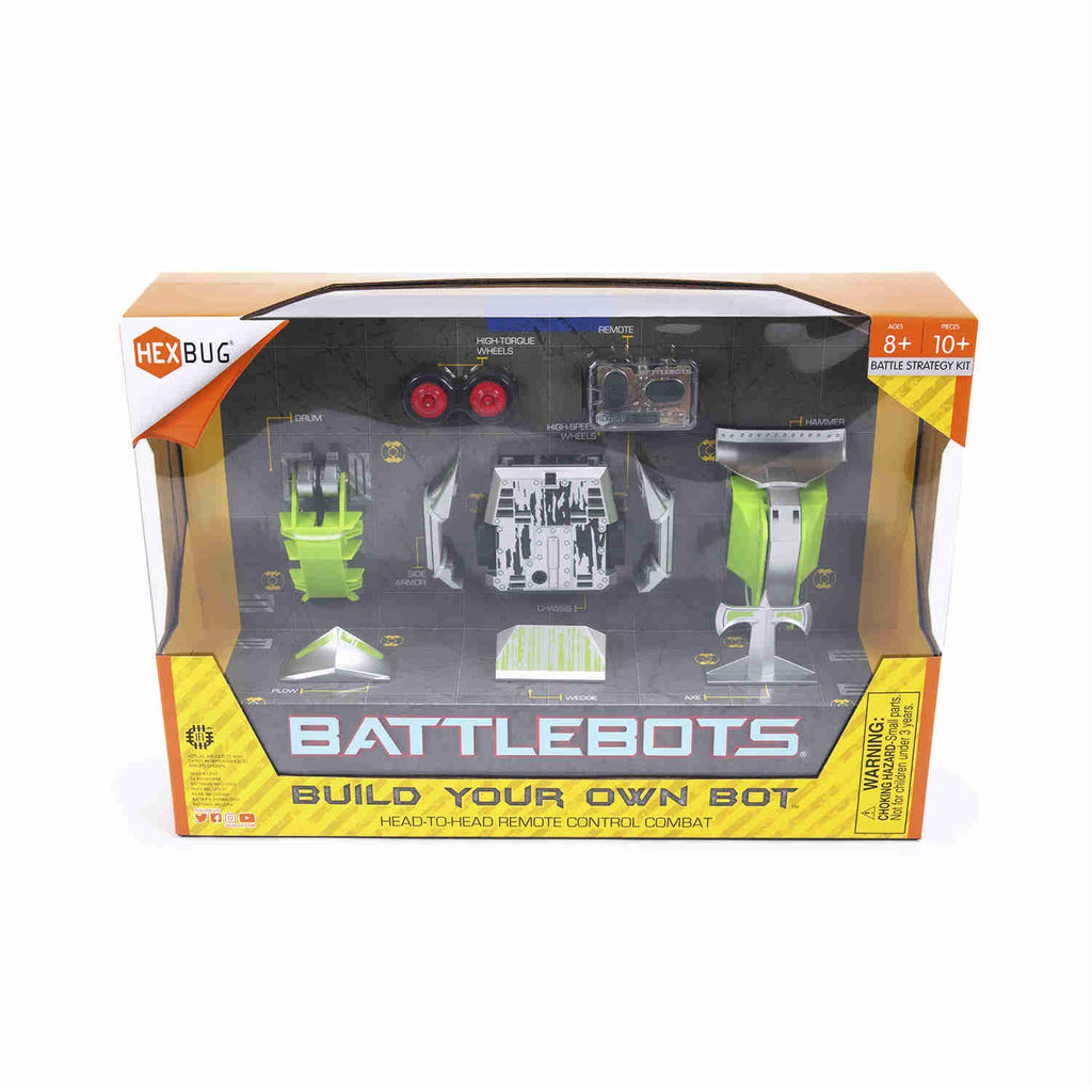 Hexbug - 413-6251 | Vex Battlebots Build Your Own Bot Assorted One per Order