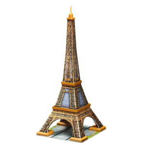 Imports Dragon - 10080 | The Eiffel Tower Puzzle 3D Image