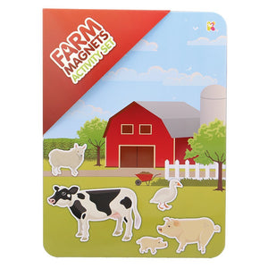 Keycraft Ltd. - AC107 | Farm Magnets Activity Tin Set