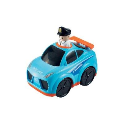 Kidoozie - G02550 | Press 'N Zoom Police Car
