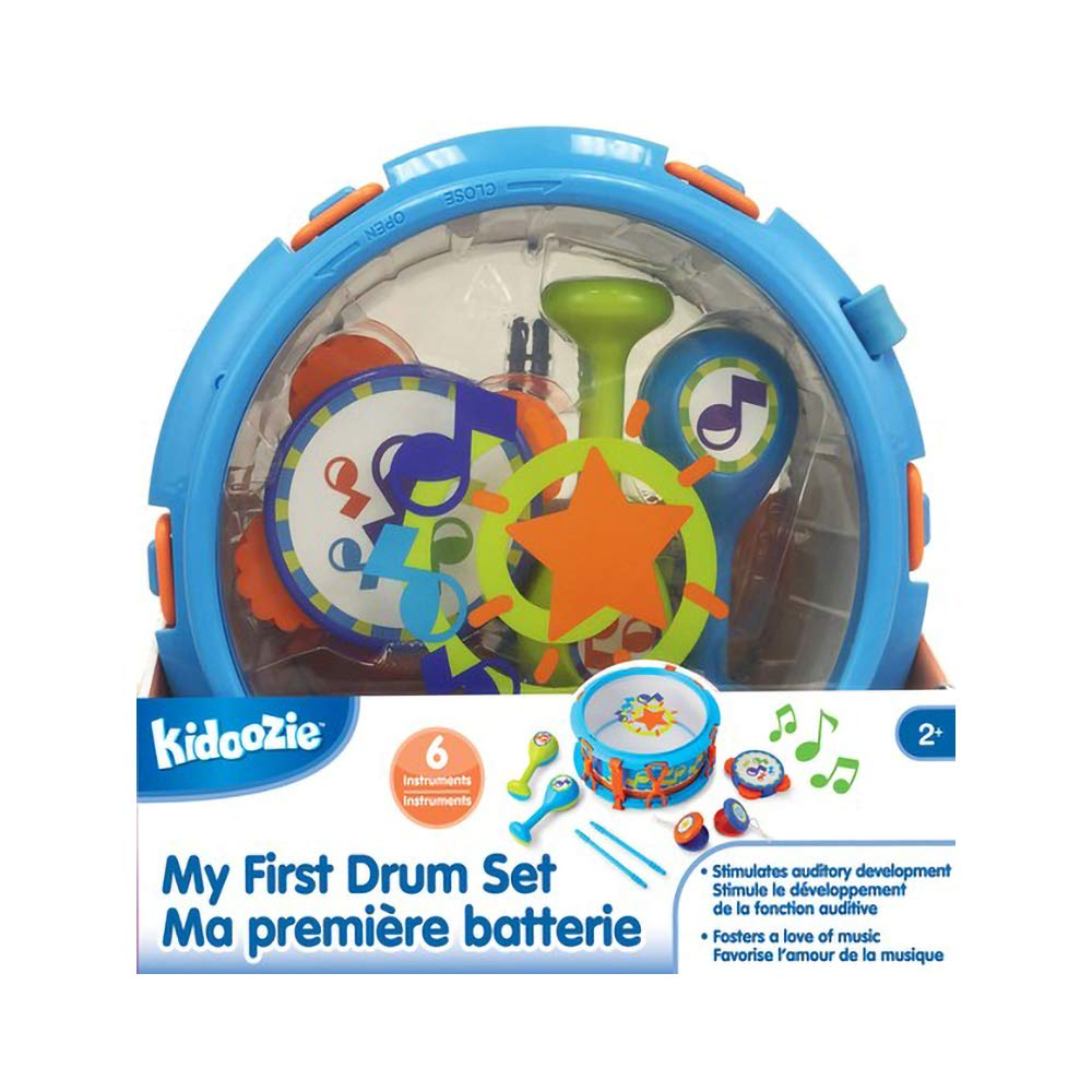 Kidoozie - G02552 | My First Drum Set