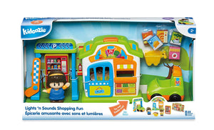 Kidoozie - G02575 | Lights 'N' Sounds Shopping Fun