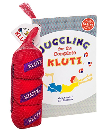 Klutz - 1591744482 | Juggling For The Complete Klutz