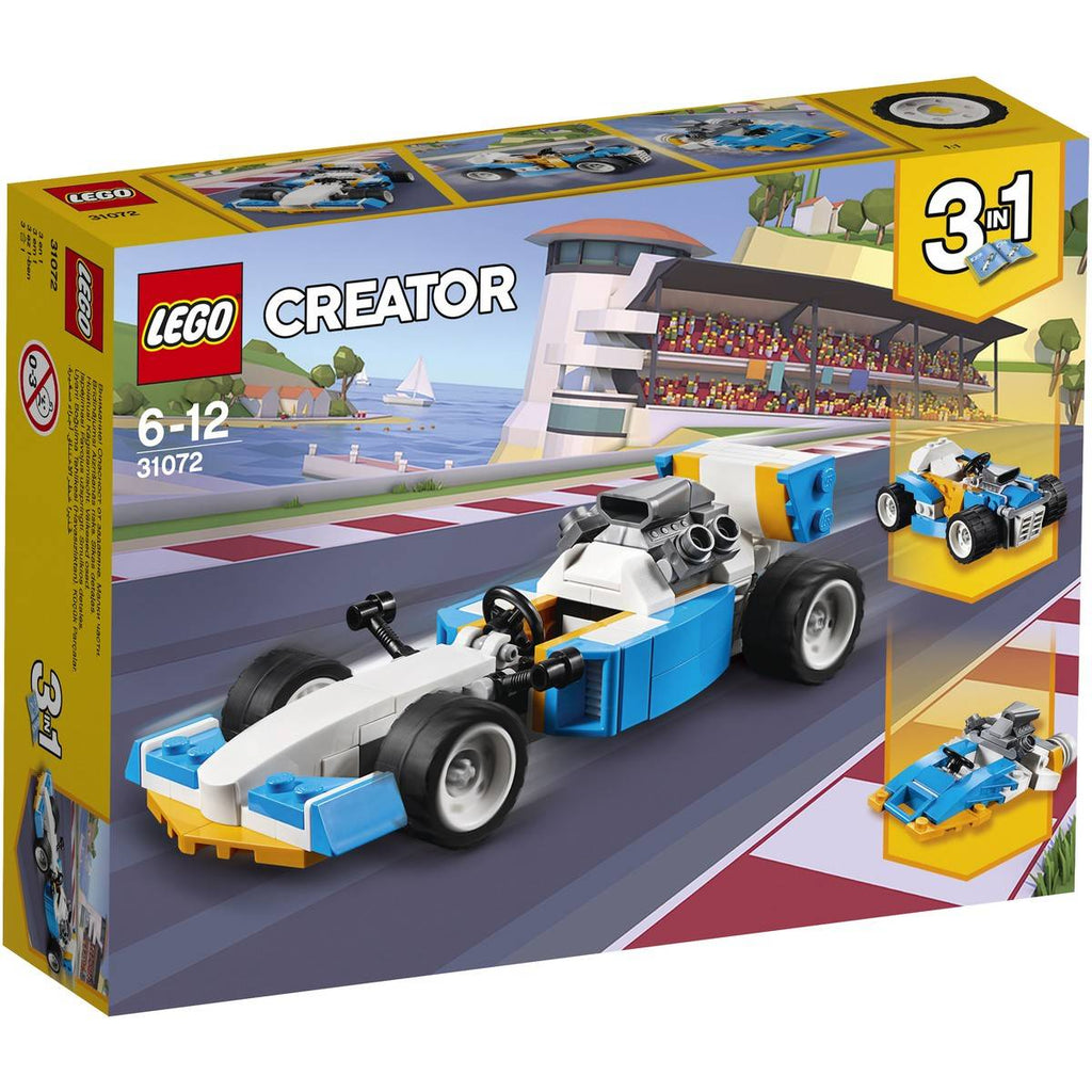 LEGO - 31072 | Creator: Extreme Engines