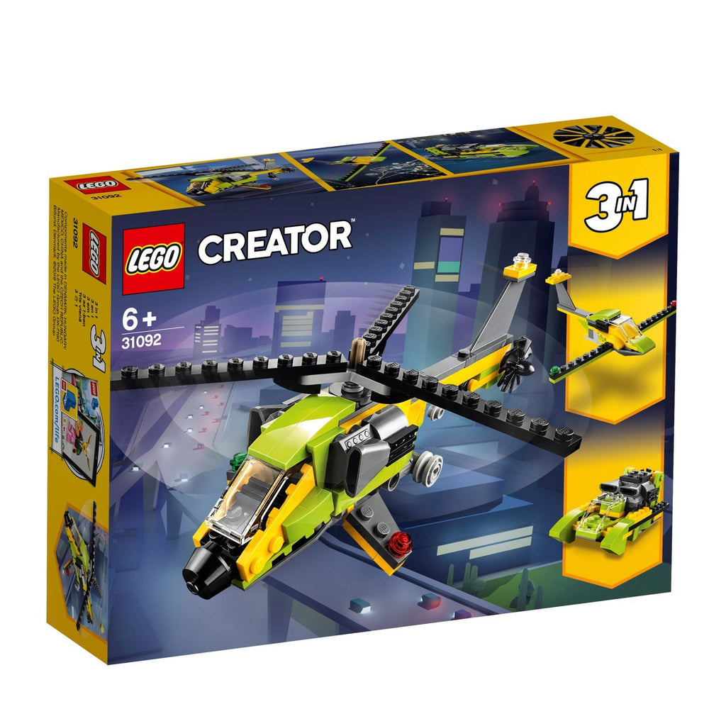 LEGO - 31092 | Helicopter Adventure