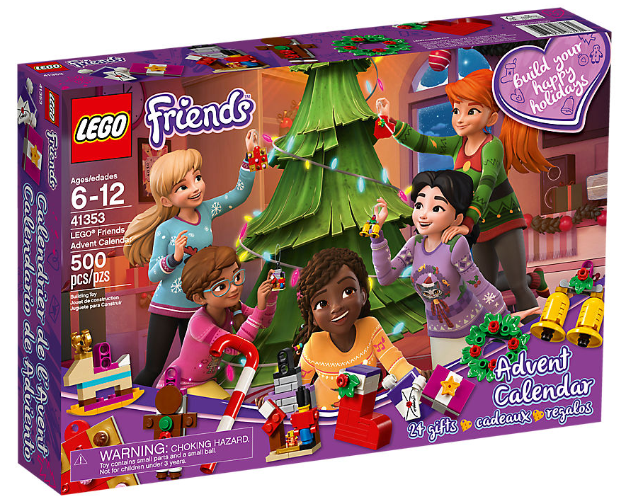 LEGO - 41353 | LEGO Friends Advent Calendar