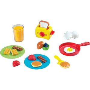Learning Resources - LER9068 | Pretend & Play Rise & Shine Breakfast