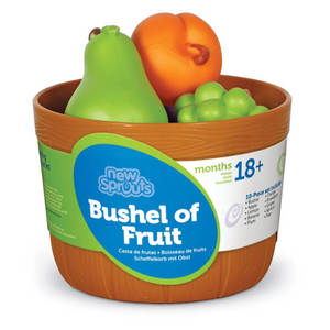 Learning Resources - LER9720 | New Sprouts Bushel of Fruit