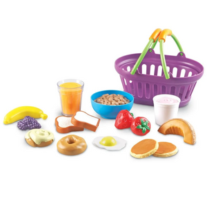 Learning Resources - LER9730 | New Sprouts: Breakfast Basket