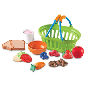Learning Resources - LER9741 | New Sprouts: Healthy Lunch