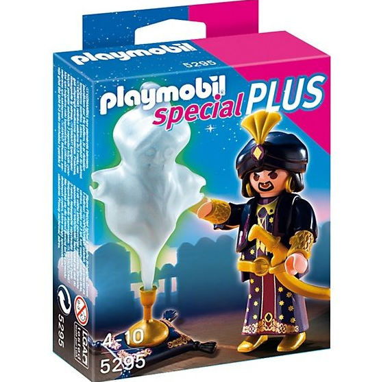 Playmobil - 5295 | Special Plus: Magician With Genie Lamp