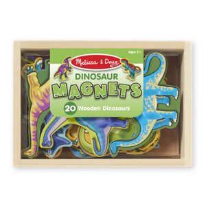 Melissa & Doug - 0476 | Wooden Dinosaur Magnets