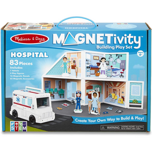 Melissa & Doug - 30655 | Magnetivity: Hospital