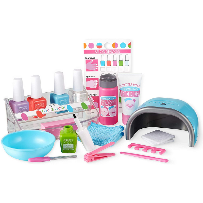 Melissa & Doug - 31804 | Love Your Look - Nail Care Play Set