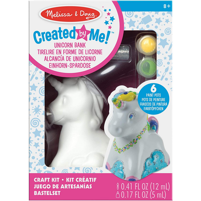 Melissa & Doug - 40119 | Created by Me! Unicorn Bank