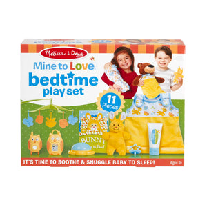 Melissa & Doug - 41709 | Mine to Love - Bedtime Play Set