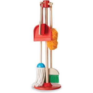 Melissa & Doug - 8600 | Let's Play House: Dust, Sweep & Mop