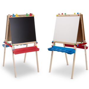 Melissa & Doug - 9330 | Double-Sided Wooden Art Easel
