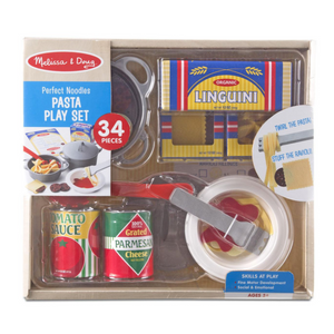 Melissa & Doug - 94052 | Serve it up Pasta Play Set