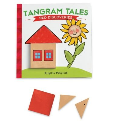 MindWare - MW-13513 | Tangram Tales: Red Discoveries