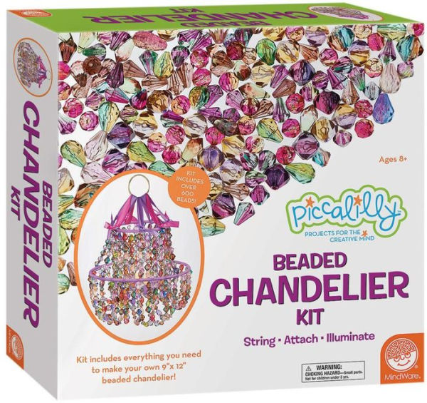 MindWare - MW-33430 | Piccalilly Beaded Chandelier Kit