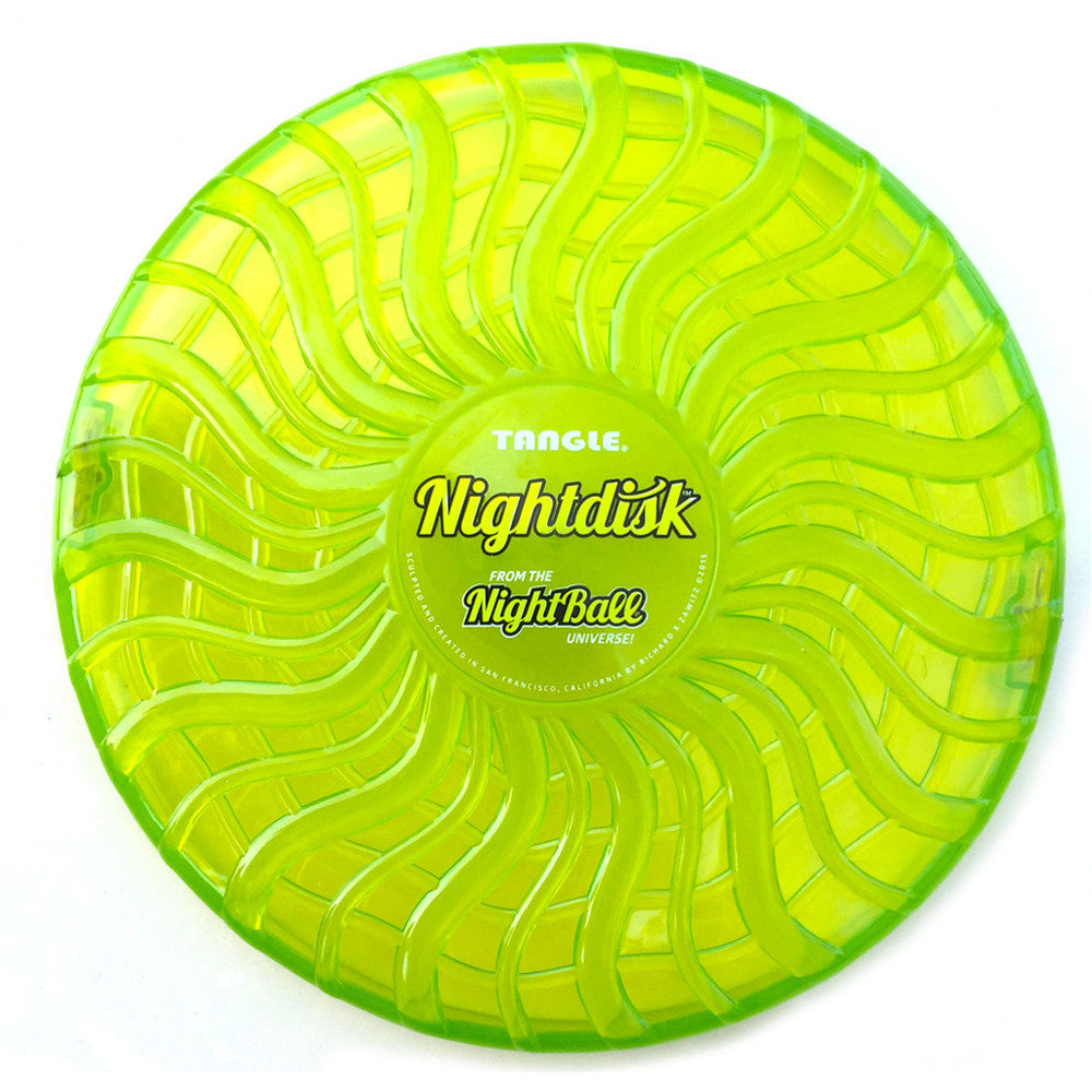 Night Disk Led Frisbee - 79832