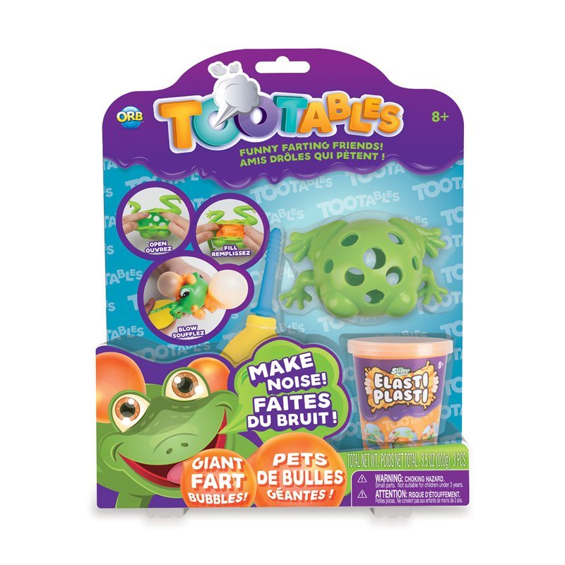 Orb Factory - ORB 53796 | Tootables: Frog