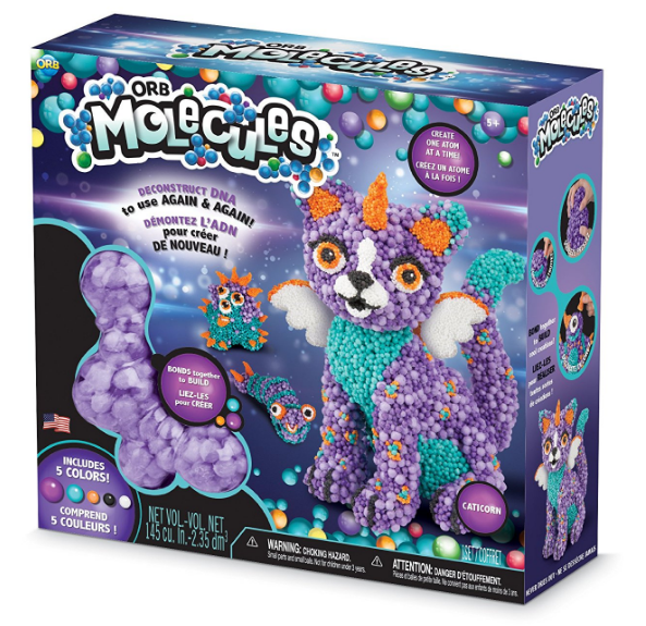 Orb Factory - ORB 78959 | Orb Molecules: Caticorn