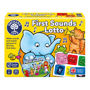 Orchard Toys - 000934 | First Sound Lotto
