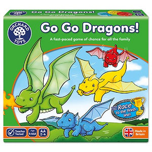 Orchard Toys - 056 | Go Go Dragons!