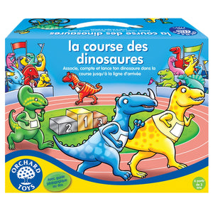 Orchard Toys - 101679 | Dinosaur Race Game