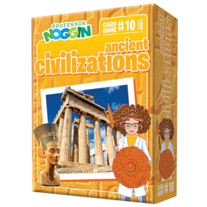 Outset Media - 11410 | Prof. Noggin Ancient Civilizations Game