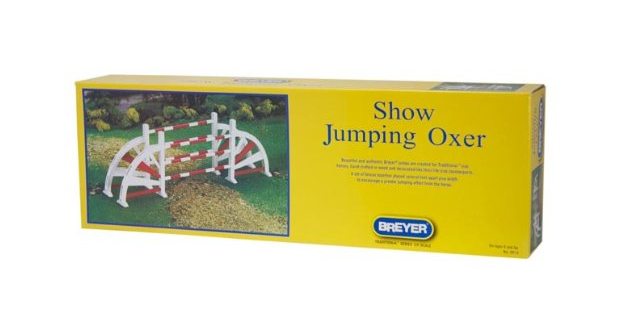 Breyer - 2014 | Traditional: Show Jumping Oxer