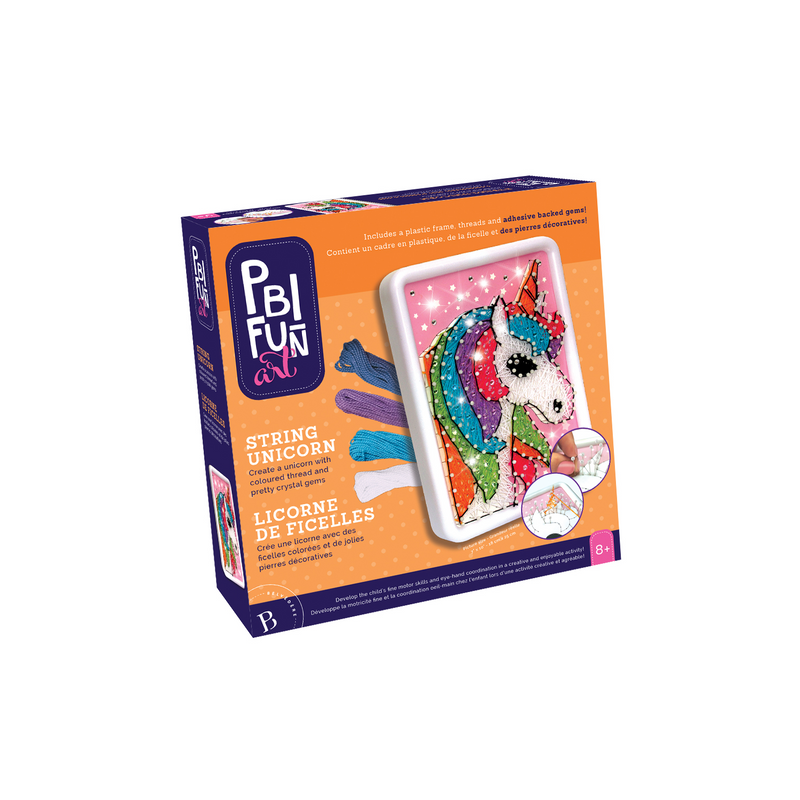 PBI - 011547 | Fun Art: String Art Unicorn