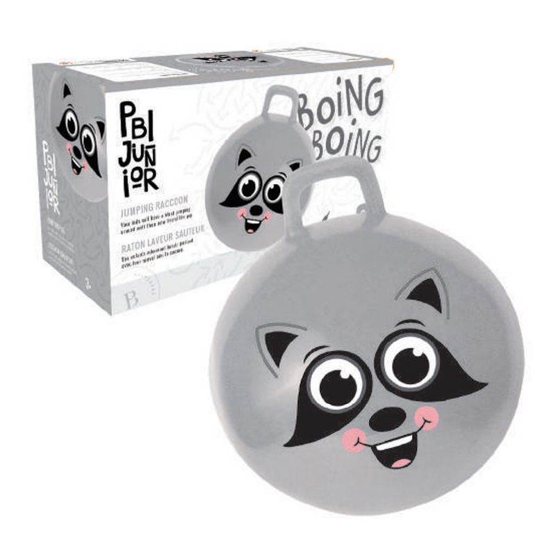 PBI - 856002 | Jumping Raccoon