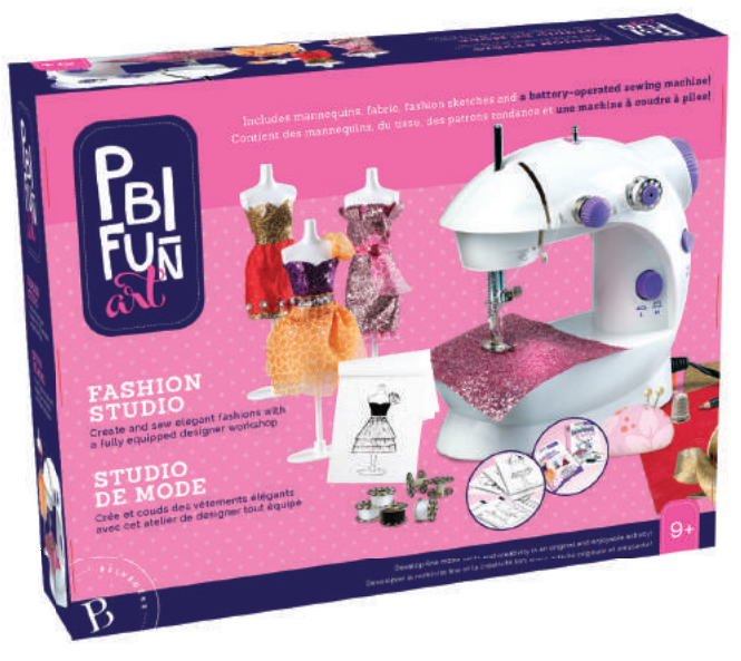 PBI - 059280 | Fun Art: Fashion Studio